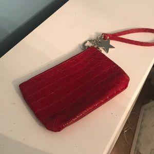 Red Express wristlet
